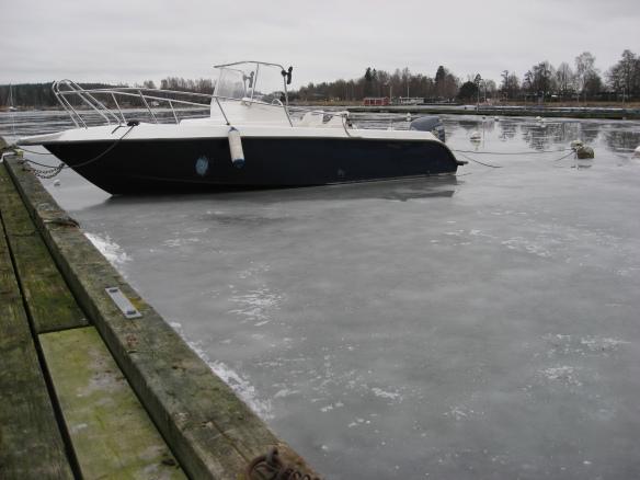 Lindö småbåtshamn, Norrköping