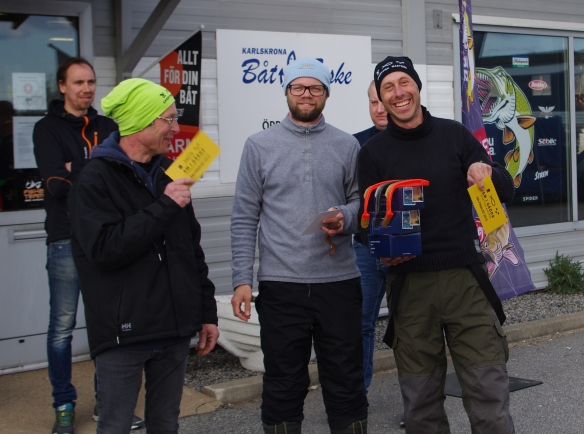 Team Karlskrona båt&fiske